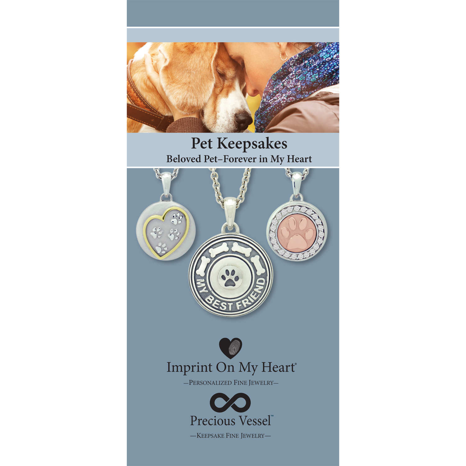 Pet Keepsake Brochure