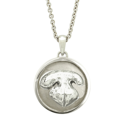 Your Pet's Nose or Paw Print  VP3029SS